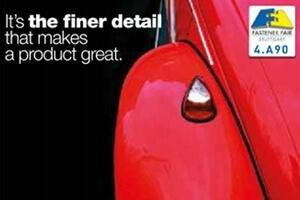 Fastener + Fixing 2015: Immagine