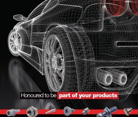 Campagna pubblicitaria Auto sportiva | Defremm