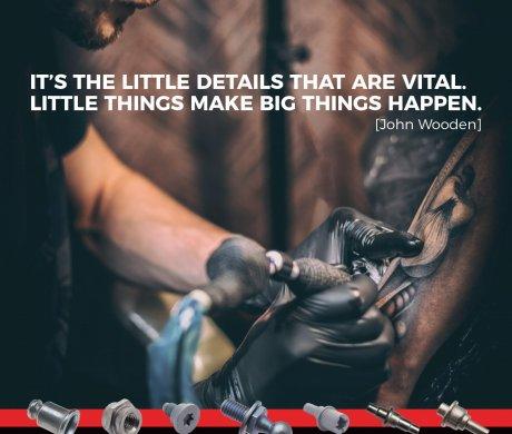 Campagna pubblicitaria Tattoo | Defremm
