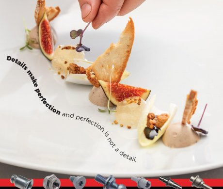 Campagna pubblicitaria Finger food | Defremm